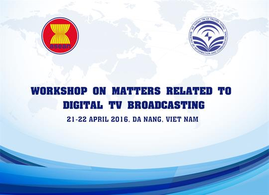 Workshop on Related Matters to Digital TV broadcastings